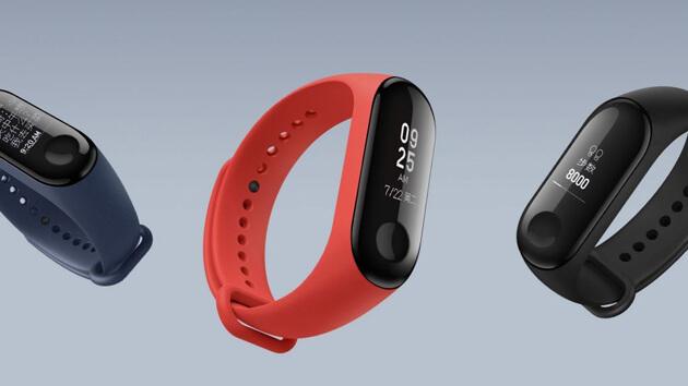 Xiaomi Mi Band 3 дата выпуска, цена, новости и возможности